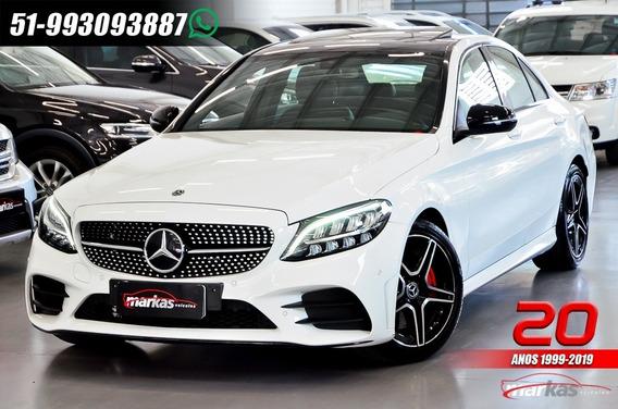 Mercedes-benz Classe C300 2.0 Sport 258hp Teto Unico Dono 15