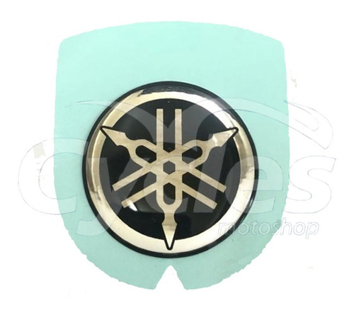 Insignia Logo Emblema Colin Fz25 Yamaha Original En Cycles