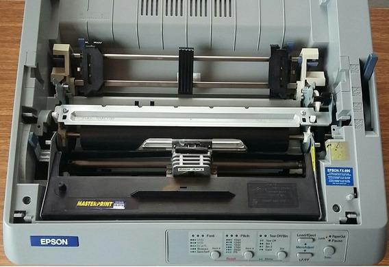 Frete Grátis Impressora Epson Matricial Fx-890 Semi-nova