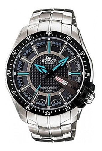 Reloj Casio Ef 130d 1a2 Lujoso Para Caballero Original