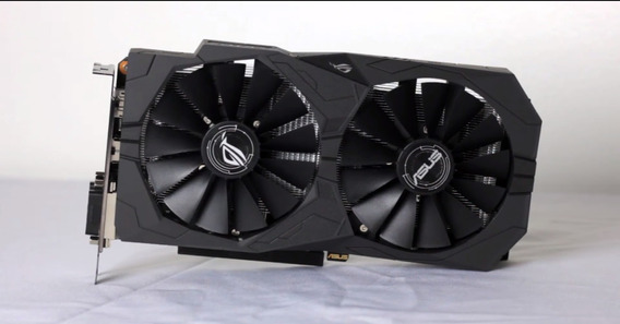 Asus Nvidia Geforce® Gtx 1050 Ti Strix Oc 4gb Gddr5