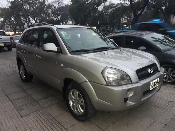 Hyundai Tucson 2.0 4x4 Crdi At 2007