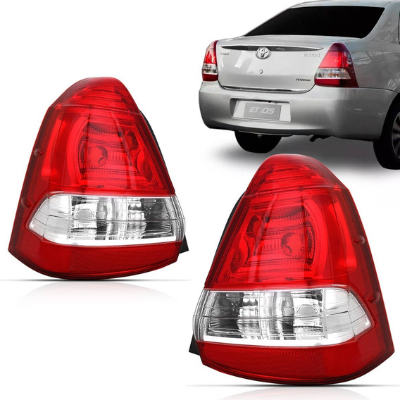 Lanterna Etios Sedan 2013 2014 2015 2016 2017 2018 2019