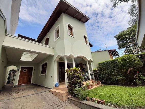 Casa-são Paulo-alto Da Boa Vista   Ref.: 375-im482706 - 375-im482706