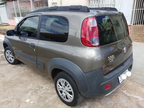 Fiat Uno Evo Way 2012