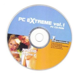 Filme Nacho Latin Psycho 2 - Pc Extreme Vol.1 - Cd-rom Eros