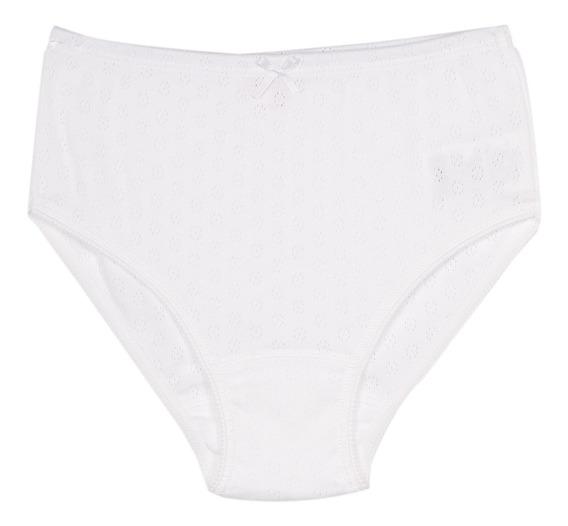 Pantaleta Baby Creysi Girls Blanco T00150