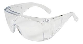Lente Gafas De Seguridad Ligeras Color A Elegir, Surtek