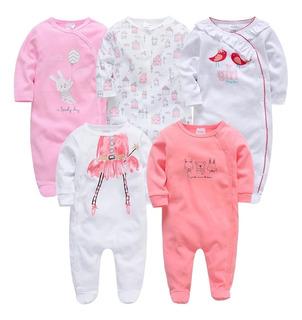 Hermosos Monos De Bebé Niña 3-6 Meses
