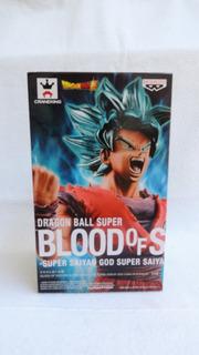 My Princess: Dragon Ball Goku Super Ss Blue Banpresto
