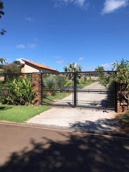 Casa Com 3 Dormitórios À Venda, 220 M² Por R$ 1.100.000,00 - Gleba Palhano - Londrina/pr - Ca0758