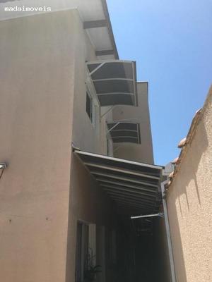 Casa Para Venda Em Mogi Das Cruzes, Vila Bela Flor, 3 Dormitórios, 1 Suíte, 3 Banheiros, 2 Vagas - 1835