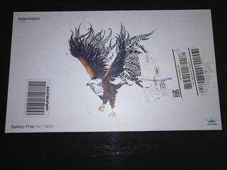 Tableta De Dibujo - Huion Inspiroy H1060p