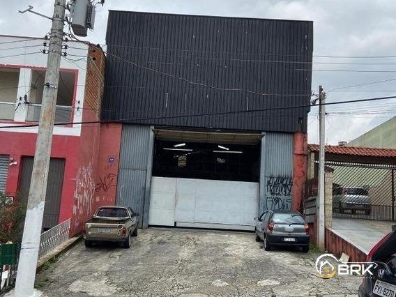 Galpao - Vila Bancaria - Ref: 6319 - L-6319
