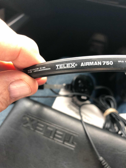 Headset Telex Airmen 750