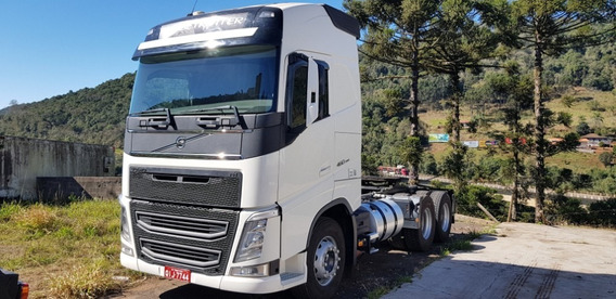 Volvo Fh12 460 2017 7 Unidades 6x2