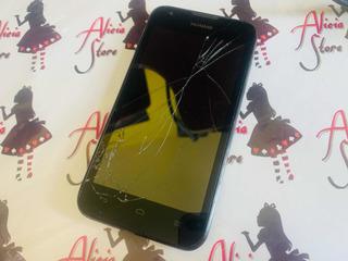 No Funciona Huawei Ascend Y550 Estrellado