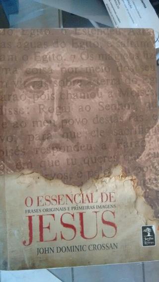 Livro De Teologia O Essencial De Jesus