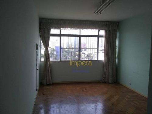 Apartamento Jerônimo Carnevali Com 2 Dormitórios À Venda, 90 M² Por R$ 160.000 - Centro - São José Dos Campos/sp - Ap0535