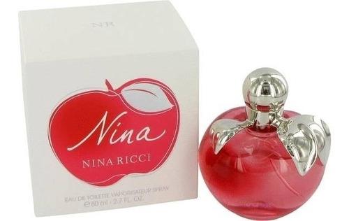 Perfume Nina -- Nina Ricci -- 80ml -- Original  Dama
