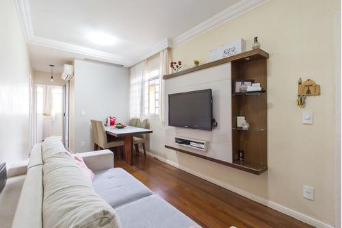 Imagem 1 de 24 de Apartamento À Venda, 3 Quartos, 1 Vaga, Eldorado - Contagem/mg - 25355