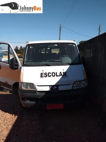 Peugeot Boxer Minibus Escolar - Ano 2014 - Johnnybus