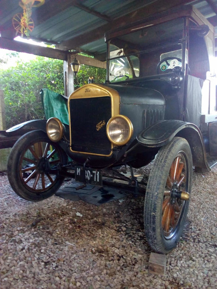 Ford Ford Año 1918
