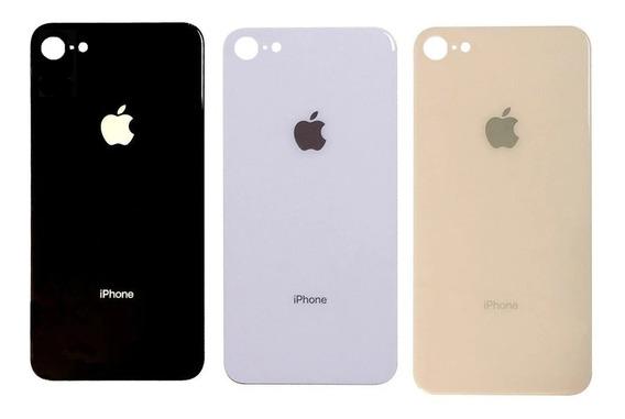 Tapa Trasera Vidrio Repues iPhone Xs Max Negro Dorado Blanco