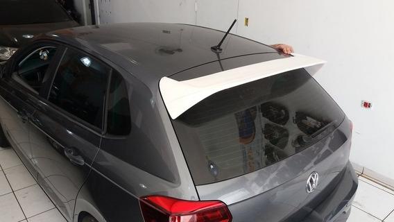 Aerofólio Volkswagen Polo 2018 - Sem Pintar