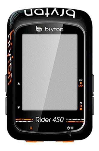 Imagen 1 de 6 de Ciclocomputadora Bryton 450e - Bicicleta