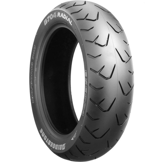 Pneu Bridgestone Exedra G704 180/60 R16 - Traseiro - Moto