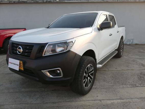 Nissan Frontier Np300 Mt 4x2