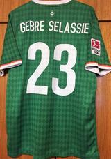 ac15d73757 Camisas Do Werder Bremen Completas P  Colecionadores