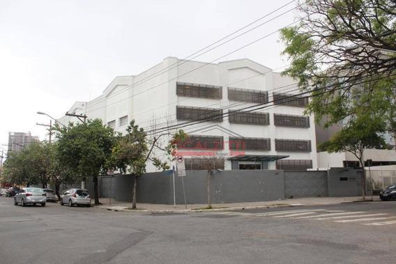 Galpão Para Alugar, 2300 M² Por R$ 80.000/mês - Várzea Da Barra Funda - São Paulo/sp - Ga0059