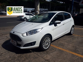 Fiesta 1.6 Titanium Hatch 16v Flex 4p