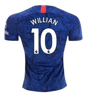 Camisa Chelsea Oficial Personalizada
