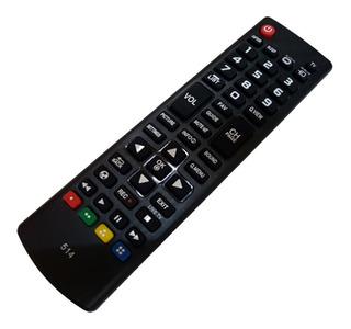 Control Remoto Tv Lcd 514 Smart LG - Factura A / B