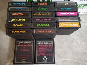 Jogos Atari, 45 Reais Cada