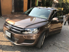 Volkswagen Tiguan 2.0 R-line L4 T Nave At