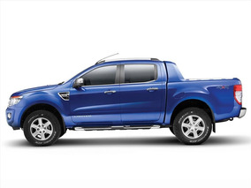 Ford Ranger Xlt 3.2 Tdi Dc 4x4 Lim. Aut2017$30.000 Bonifica