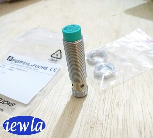 Sensor Indutivo Ref.nbn7-12gm35-e2-v1,distância De 7mm/12ø