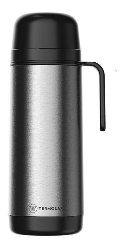 Imagem 1 de 4 de Garrafa Térmica Inox Café Chá Agua Quente E Fria
