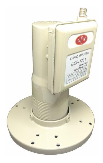 Lnbf Banda C Multiponto 65 Db 12k - Gcn (novo Gecen)