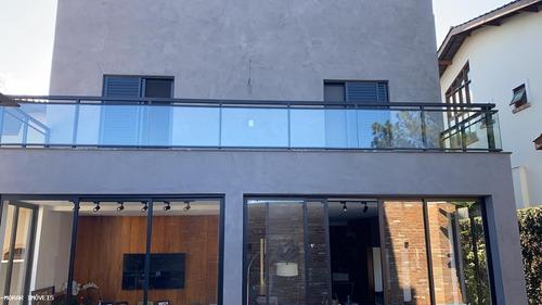 Casa Em Condomínio Para Venda Em Barueri, Vila Nova, 4 Dormitórios, 2 Suítes, 3 Banheiros, 2 Vagas - A1629_2-1116305