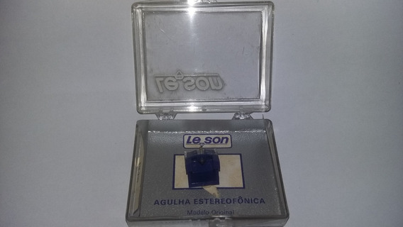 Agulha Leson Fm-210 Polyvox/gradiente - Nova