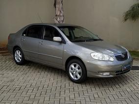 Corolla 1.8 Se-g 16v Gasolina 4p Automático