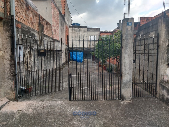 Casa 1 Dormitório - Jardim Adriana. - 02080-1