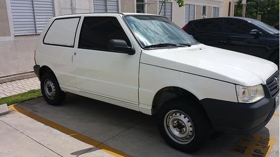 Fiat Uno Furgão 2011 1.3 Flex 2 Dono