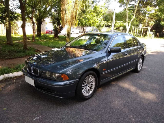 Bmw 540i 4.4 V8 Protection Blindagem Original 2001