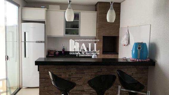 Casa De Condomínio Com 2 Dorms, Condomínio Residencial Parque Da Liberdade V, São José Do Rio Preto - R$ 259.000,00, 70m² - Codigo: 3870 - V3870